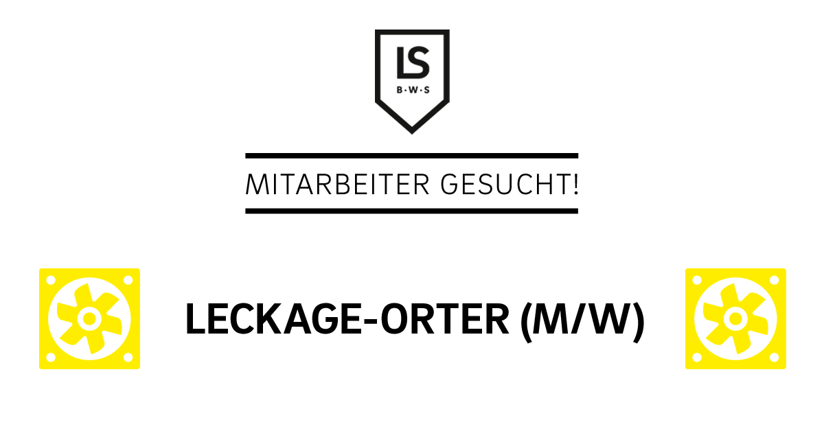 Lamprecht Schadensanierung sucht Leckage-Orter