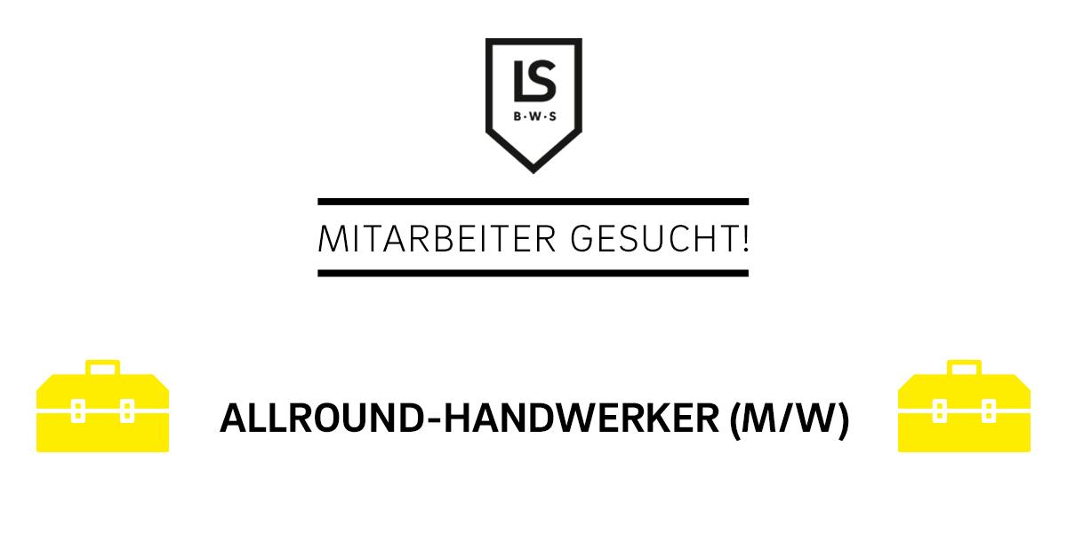 Allround-Handwerker (m/w)